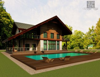 Home Project in style Chalet